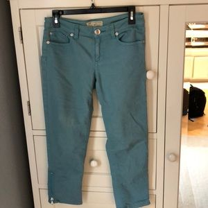 Marc by Marc Jacobs cropped jeans
